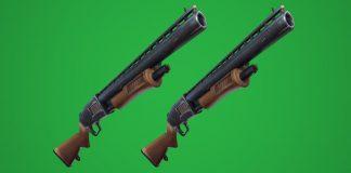 Double Pump Fortnite Battle Royale