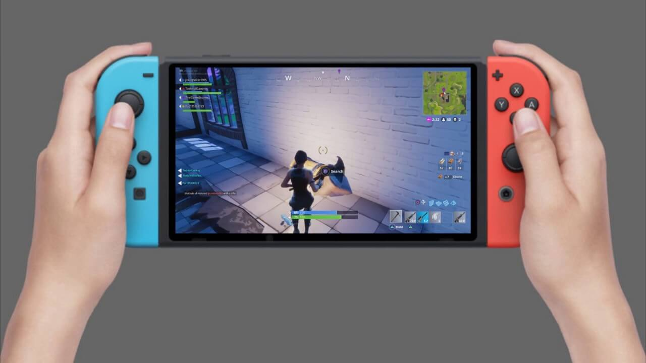 Fortnite Could Be Coming To The Nintendo Switch In Q3 Fortnite Insider