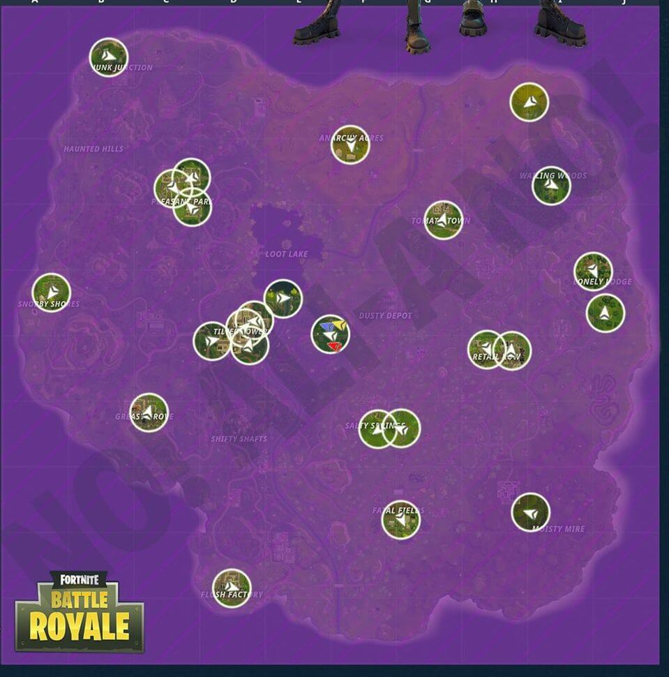 Fortnite what is the storm