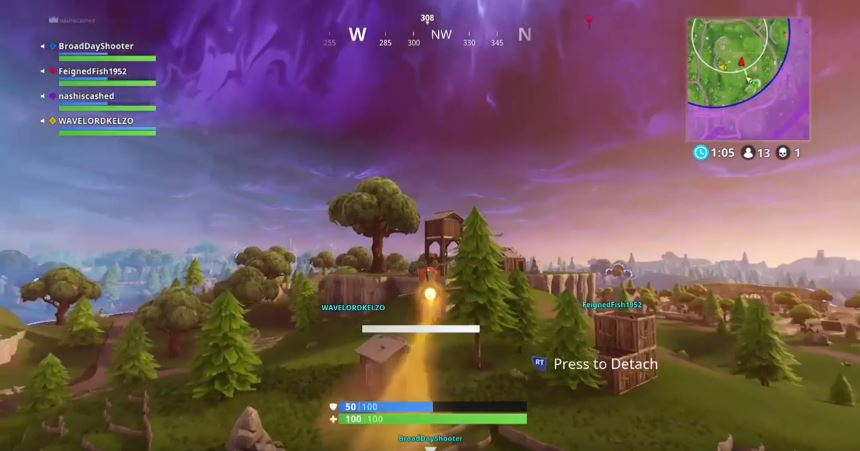Unlimited Ammo For Guided Missile Glitch Fortnite Insider