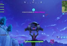 Meteor in Fortnite Battle Royale