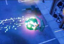 Fortnite Battle Royale boogie bomb