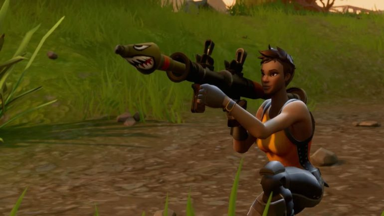 New Items Coming To Fortnite Including Air Strike And