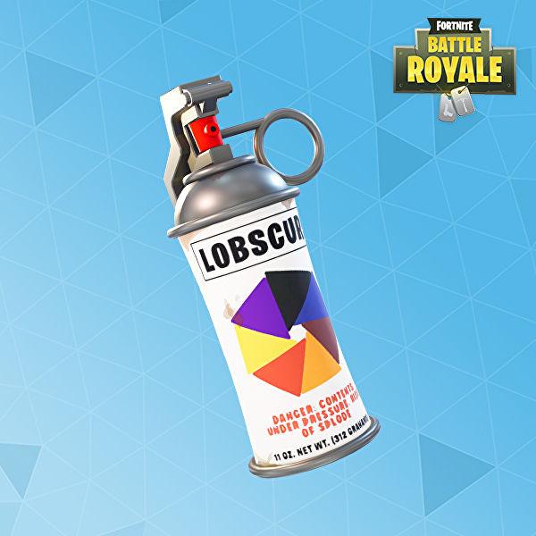 Fortnite Smoke Grenade