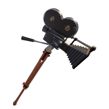 Fortnite Pickaxe - Director's Cut