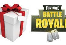 Fortnite Battle Royale Gifts