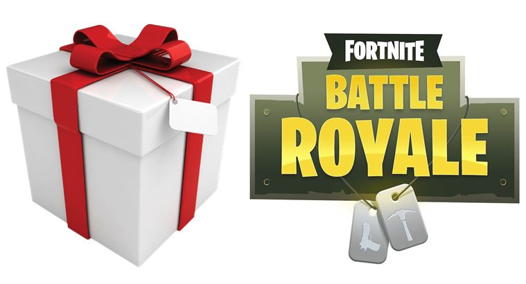 fortnite battle royale gifts - how to give gifts in fortnite ps4