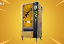 Vending machine fortnite batlle royale