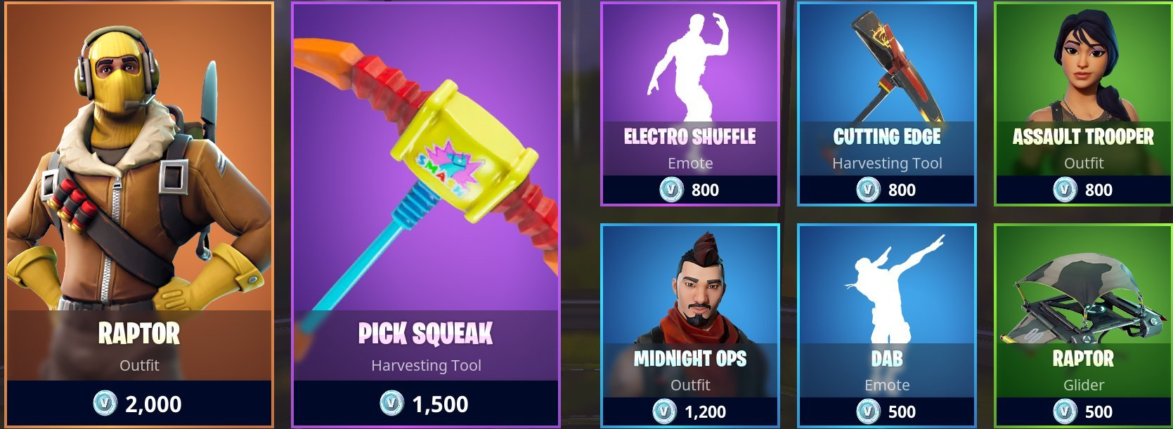 Fortnite Item Shop - Featured and Daily Items | Fortnite ...