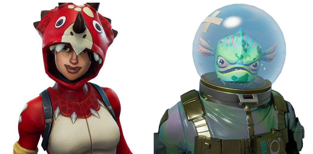 Fortnite new leaked Skins