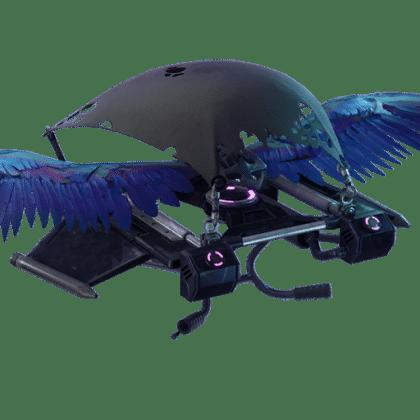 Raven Blue Paint
