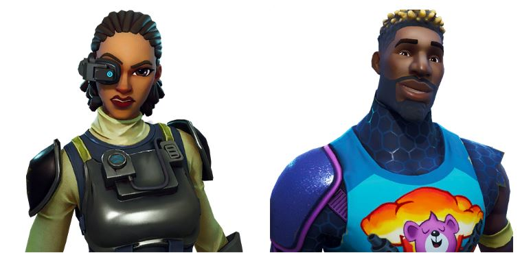 Fortnite skins newly leaked