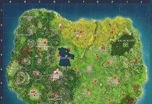 Fortnite Battle Royale Vending Machine Locations