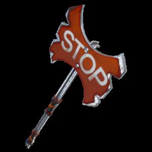Stop Axe