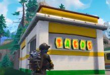 Taco Shop Fortnite Battle Royale