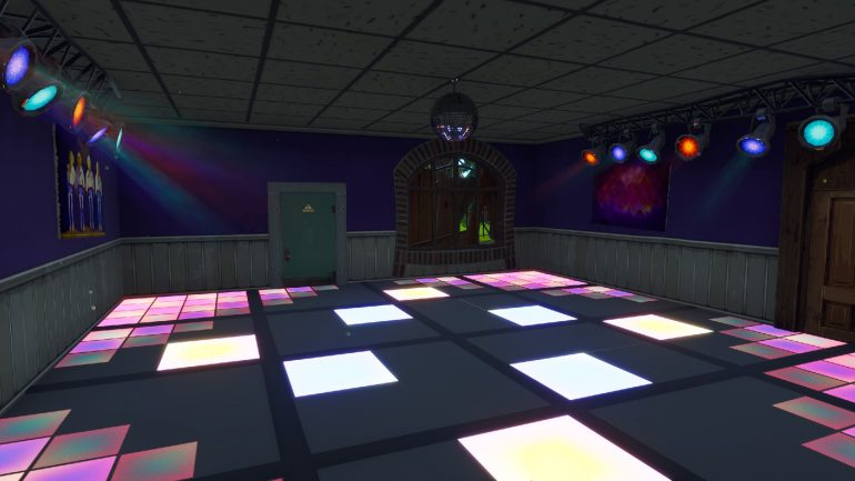 Known Locations For Dance Floors For The Quot Dance On