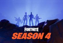 Fortnite Battle Royale Season 4