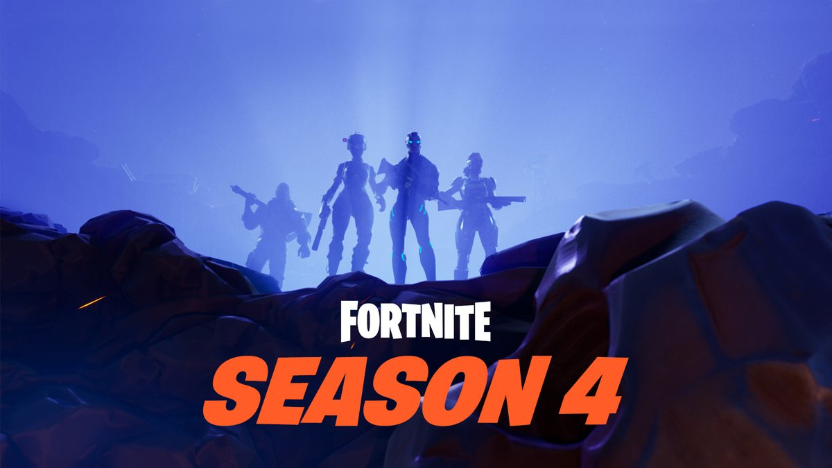 Fortnite Battle Royale Season 4 is Here! Patch Notes  e47318d79