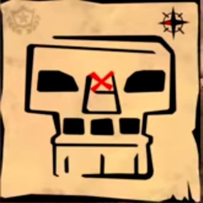 Treasure Map in Greasy Grove Season 4, Week 5 Challenge in Fortnite Battle Royale