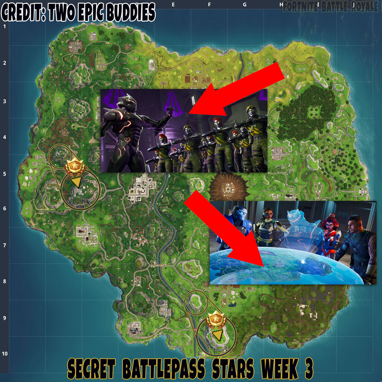 Blockbuster week 3 and 4 Challenge Location