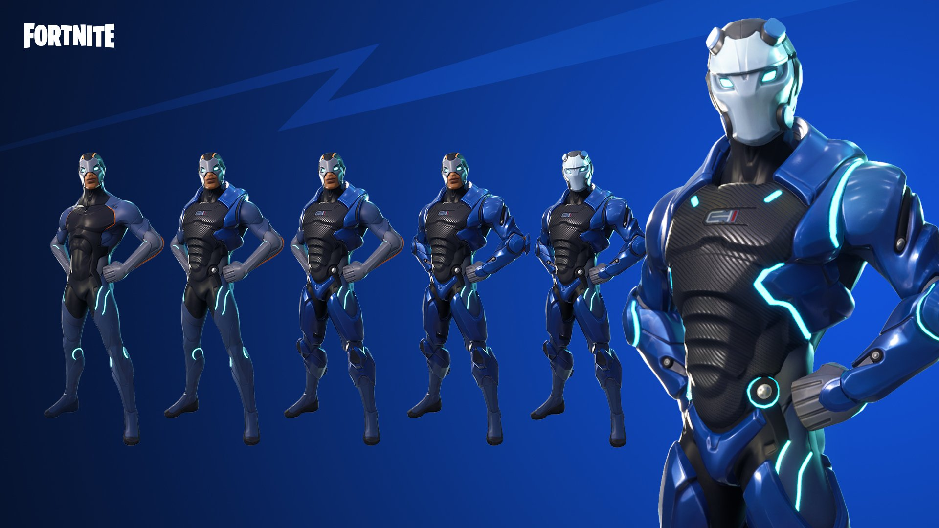 Carbide Skin Outfit Upgrade