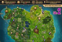 Cheat Sheet for Fortnite Battle Royale Season 4, Week 2