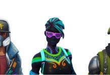 Fortnite Battle Royale New Skins Season 4