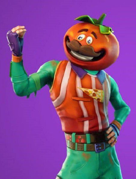 Fortnite Battle Royale Tomatohead Skin