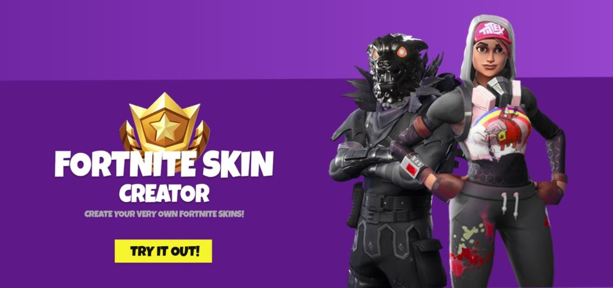 How to Create Your Own Fortnite Skin Concept | Fortnite Insider