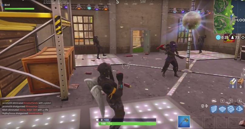 How to Complete the 'Dance with others to raise the Disco Ball near Loot Lake' Challenge