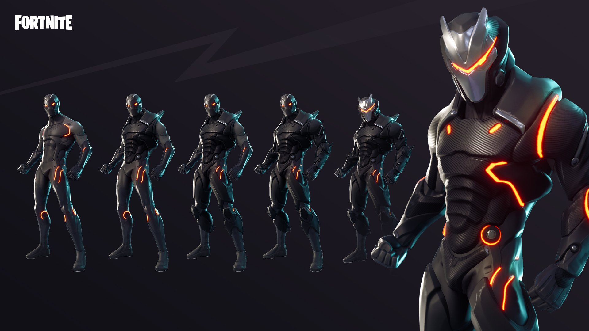 Omega Skin Outfit Upgrade