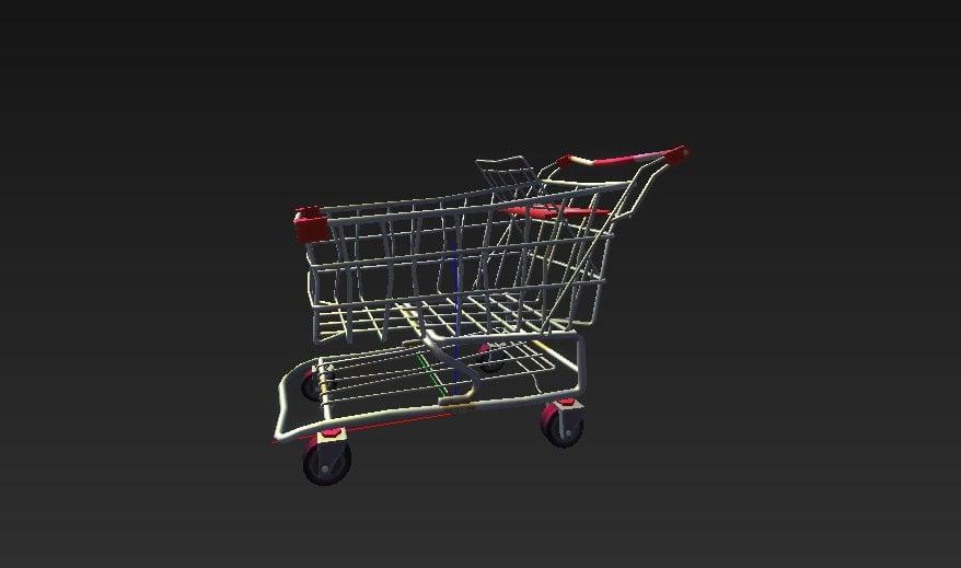Fortnite Battle Royale Shopping Cart