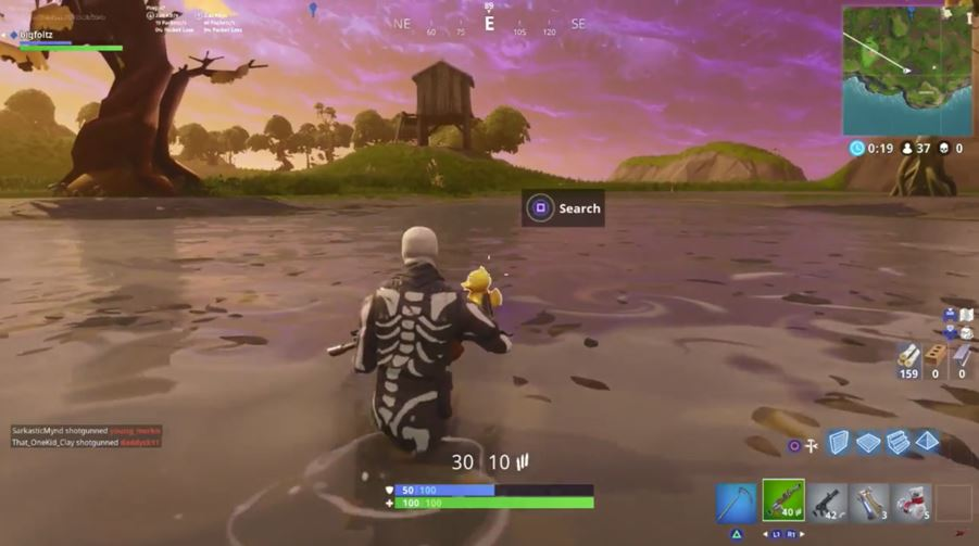 Stream by Lucky Landing
