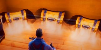 Treasure Chests Fortnite Battle Royale