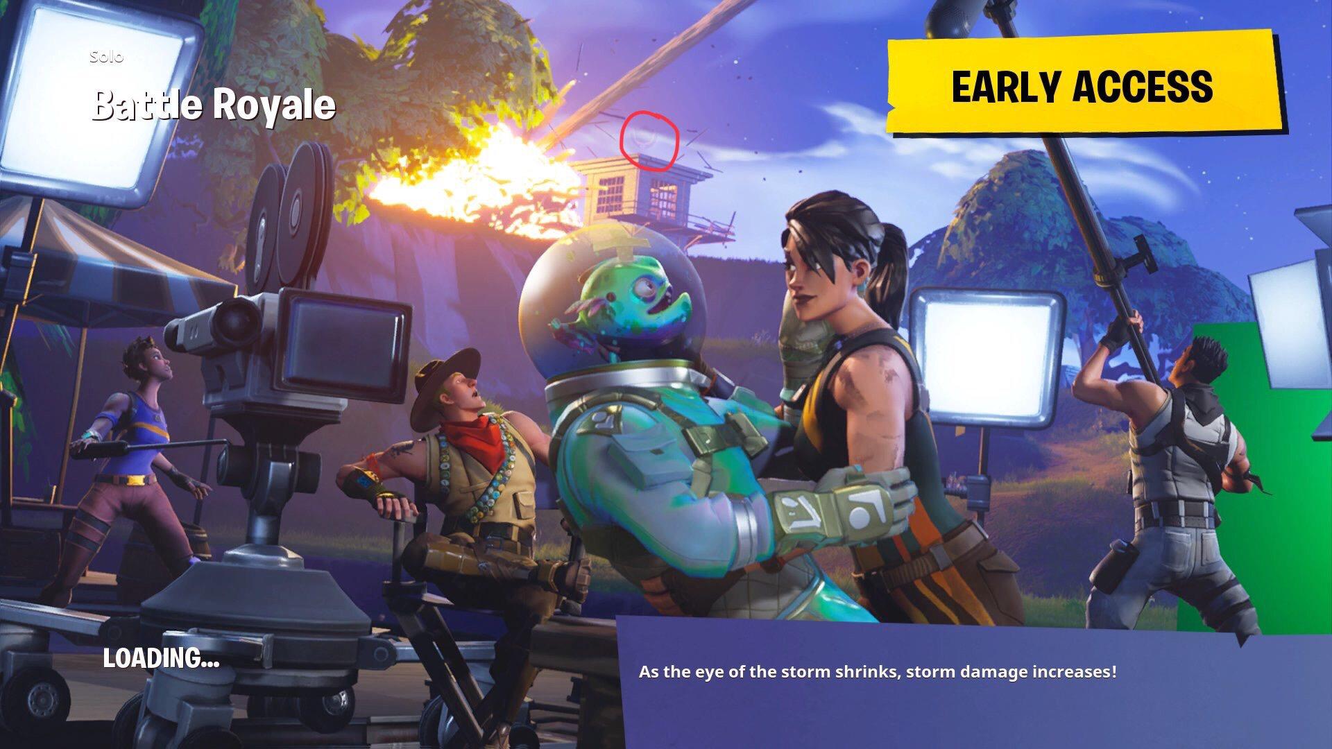 Fortnite Battle Royale blockbuster challenge one reward