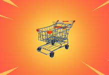 Fortnite Battle Royale Shopping Carts
