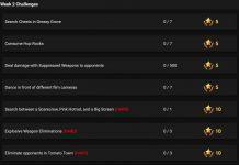season 4 week 2 leaked fortnite battle royale challenges