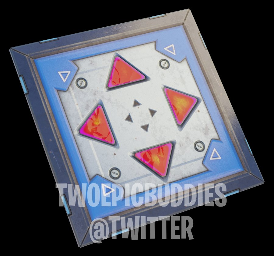 bounce pad trap item in fortnite battle royale - fortnite jump pad battle royale