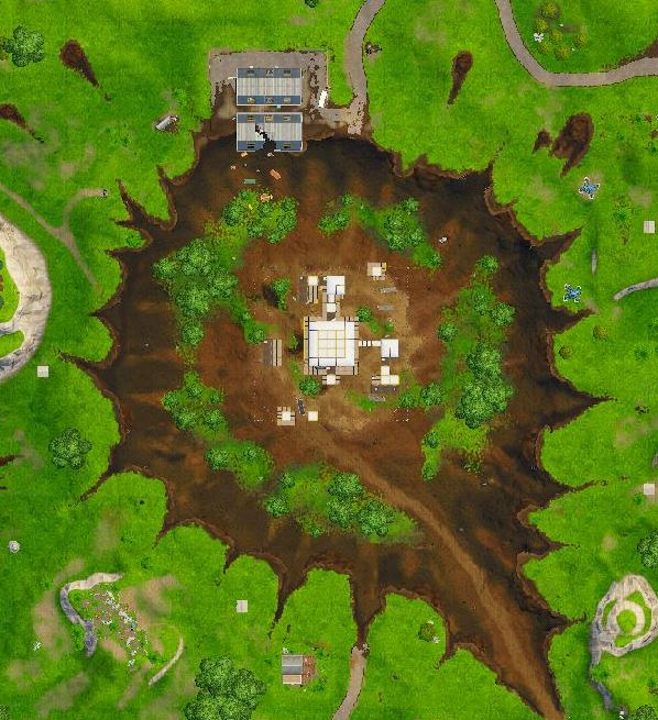 Week 9 Challenges Haunted Hills Treasure Map and Named Locations Season 4 Fortnite Week 9 Challenges in the Battle Pass for Fortnite Battle Royales