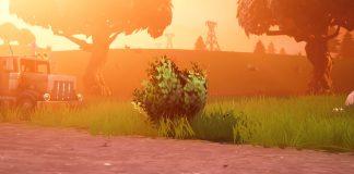 Fortnite Bush