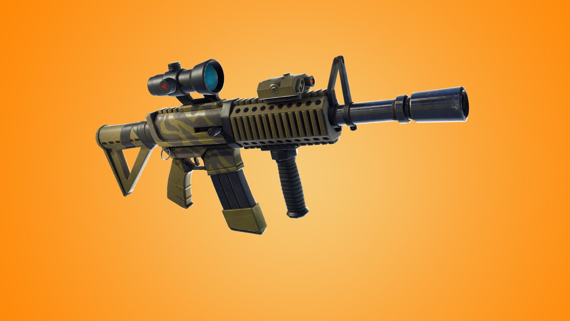 fortnite v4 4 patch notes thermal scoped ar sniper shootout v3