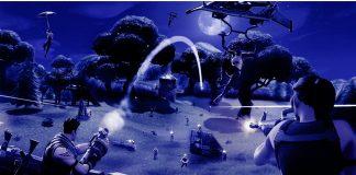 Moonlight LTM Fortnite Battle Royale