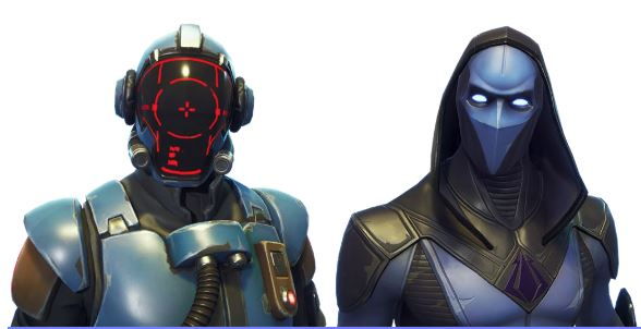 names and rarities of the newly leaked v4 4 fortnite skins and cosmetics - blockbuster fortnite skin leaked