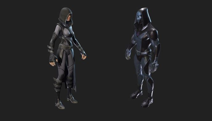 Omen & Fate Fortnite Skins