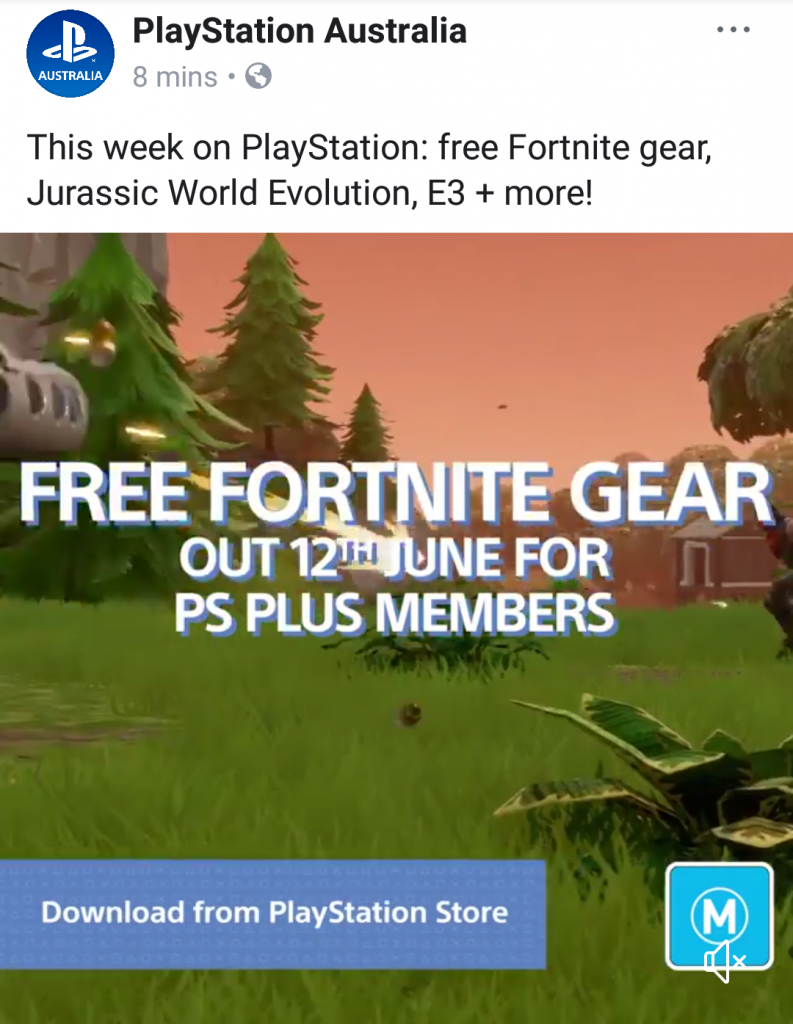 Playstation free exclusive fortnite gear skins