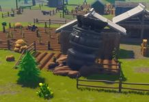 Thruster from Rocket Found in Anarchy Acres