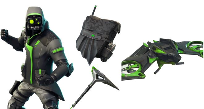 Here\u0027s What Could be in Fortnite\u0027s Third Twitch Prime Pack