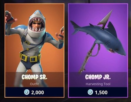 Fortnite Item Shop - Featured Items (July 20th - July 21st)
