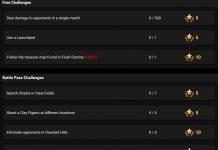 Fortnite Leaked Season 5, Week 3 Challenges