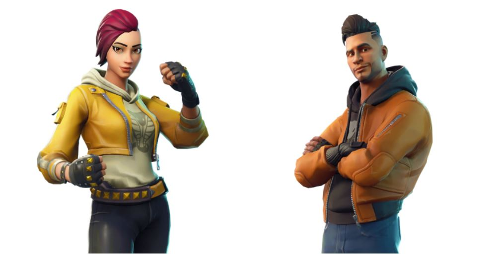 Names Rarities Of All Leaked Fortnite Skins Cosmetics In V5 1